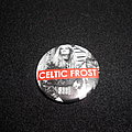 Celtic Frost - Pin / Badge - Celtic Frost / Button