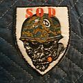 Sgt. D patch