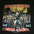 Iron Maiden - TShirt or Longsleeve - Detroit 2000