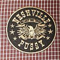 Nashville Pussy - Patch - In Lust We Trust