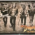 Dragonforce poster Other Collectable