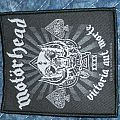 Motörhead - Patch - 40 years
