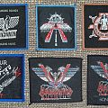 Hawkwind - Patch - Hawkwind Original Woven Patches