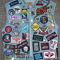 Nazareth - Battle Jacket - My Vintage Vest