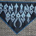 Sentinel Beast - Patch - SENTINEL BEAST Embroidered Logo Patch
