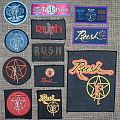 Rush Original Patches