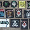 Motörhead - Patch - Motorhead Rare Original Patches