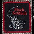 Black Sabbath - Paranoid Woven Vintage Patch