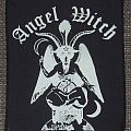 Original ANGEL WITCH Mini Backpatch