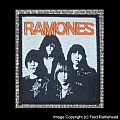 Ramones - Patch - Ramones Band Members Woven Patch