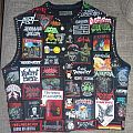 My Thash Metal Battle Vest