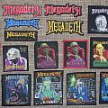 Megadeth - Patch - Megadeth Original Patches
