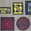 Machine Head - Patch - Machine Head Original Patches