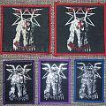 Witchfynde - Patch - Witchfynde Original Vintage Patches