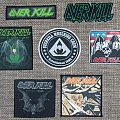 Overkill - Patch - Overkill Patches