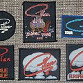 Gillan - Patch - Gillan Woven Vintage Patches