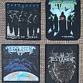 Testament - Patch - Testament Original and Bootleg Patches