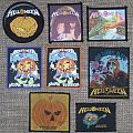 Helloween Patches