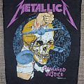 Metallica - Patch - Metallica Damaged Justice Vintage Backpatch