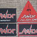 Raven - Patch - Raven Original Vintage Patches