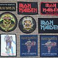 Iron Maiden - Patch - Iron Maiden Vintage Patches