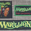 Marillion Woven Vintage Patches