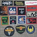 Misc Original Vintage Rock and Hardrock Patches