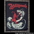 Whitsnake Love Hunter small printed patch