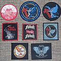 Black Sabbath - Patch - Black Sabbath Original Vintage Patches
