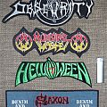 Obscurity - Patch - Misc Backshapes (Obscurity, Municipal Waste, Saxon, Strike Master, Demolition...