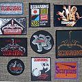 Scorpions - Patch - Scorpions Original Vintage Patches