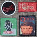 Queen Original Patches