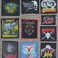 Mixed Thrash Metal Original Patches