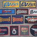 Saxon - Patch - Saxon Original Patches (2)
