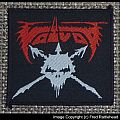 Voivod Woven Logo Patch