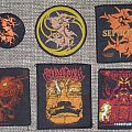 Sepultura - Patch - Sepultura Original and Bootleg Patches