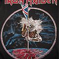 IRON MAIDEN The Beast on The Road Canada Tour 82 T-shirt