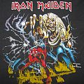 IRON MAIDEN The Number oF The Beast muscle-shirt  France Graffiti 82