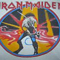 IRON MAIDEN Maiden Japan World Tour 1981-1982 T-Jersey black&white TShirt or Longsleeve