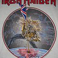 IRON MAIDEN The Beast on The Road (b&w) T-jersey USA Tour 82 TShirt or Longsleeve