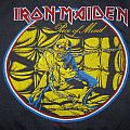 IRON MAIDEN Piece of Mind Muscle-sweat US  TShirt or Longsleeve
