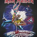 IRON MAIDEN Beast on The Road muscle-shirt France Graffiti 82.