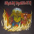 IRON MAIDEN  The Number of The Beast (single) T-shirt 83