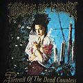 Cradle Of Filth  Portrait Of The Dead Countess T-shirt 1996
