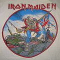 IRON MAIDEN  The Trooper/World Piece Tour '83 Muscle-shirt