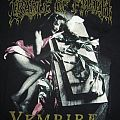 Cradle Of Filth Vempire T-shirt 1996