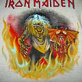 IRON MAIDEN  The Number of The Beast (single) T-jersey TShirt or Longsleeve