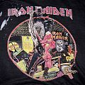 IRON MAIDEN  Bring Your Daughter... to the Slaughter Hooded-sweat Hooded Top