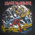 IRON MAIDEN The Number oF The Beast muscle-shirt USA World Tour 82