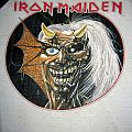 IRON MAIDEN Purgatory (without bloody written) T-jersey (black/white) 1982-83 US TShirt or Longsleeve